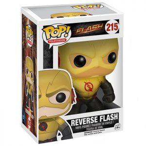 Figura de Flash inverso (The Flash)
