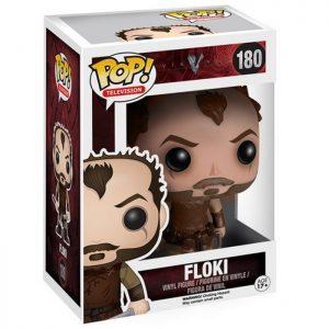 Figura de Floki (Vikingos)