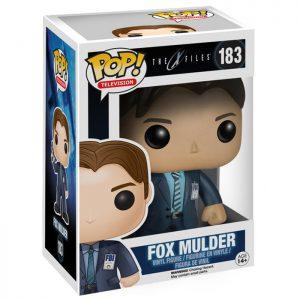 Figura de Fox Mulder (Expediente X)