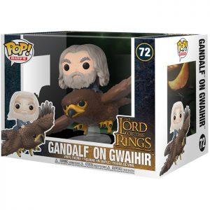 Figura de Gandalf en Gwaihir (El Señor de los Anillos)