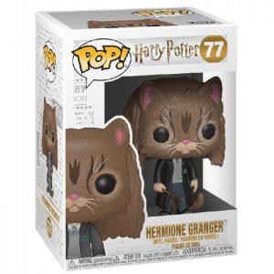 Figura de gato Hermione (Harry Potter)