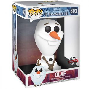 Figura de gigante de Olaf (Frozen 2)
