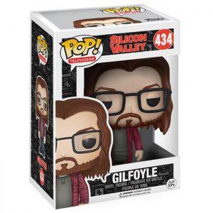 Figura de Gilfoyle (Silicon Valley)