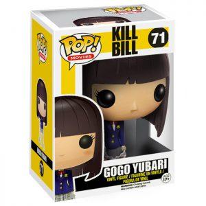 Figura de Gogo Yubari (Kill Bill)
