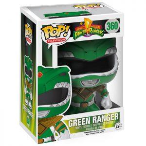 Figura de Green Ranger (Power Rangers)