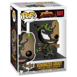 Figura de Groot Venomized (Spider-man Maximum Venom)