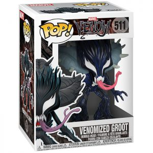 Figura de Groot Venomized (Venom)