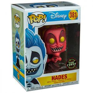 Figura de Hades rojo (Hércules)