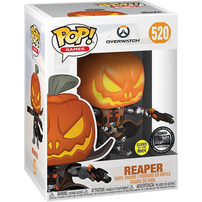Figura de Halloween de Reaper (Overwatch)