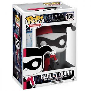 Figura de Harley Quinn (Batman: La Serie Animada)