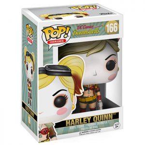 Figura de Harley Quinn (DC Comics Bombshells)