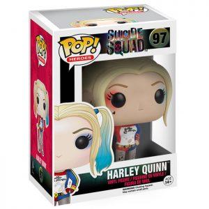 Figura de Harley Quinn (Escuadrón Suicida)