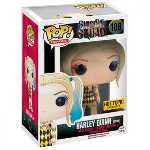 Figura de Harley Quinn Gown (Escuadrón Suicida)