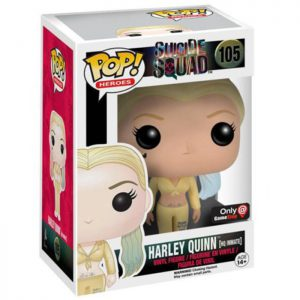 Figura de Harley Quinn HQ Preso (Escuadrón Suicida)