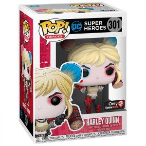 Figura de Harley Quinn con mazo (DC Comics)