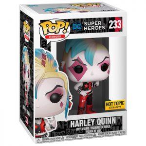 Figura de Harley Quinn Punk (DC Comics)