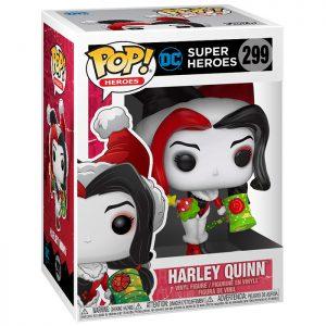Figura de Harley Quinn Santa (DC Comics)