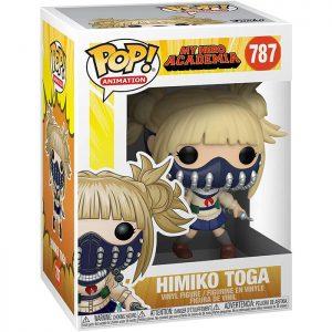 Figura de Himiko Toga con Máscara (My Hero Academia)