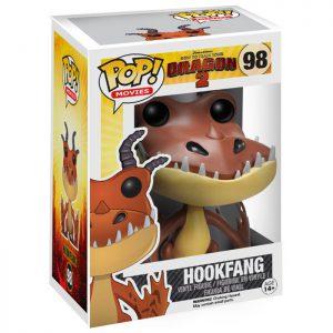 Figura de Hookfang (Cómo Entrenar a tu Dragón 2)