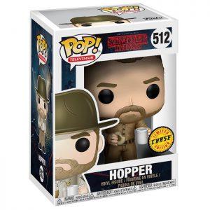 Figura de Hopper Chase (Stranger Things)