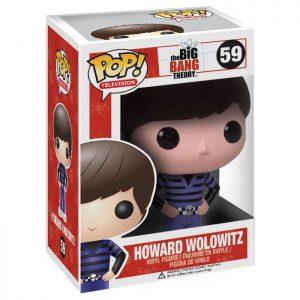 Figura de Howard Wolowitz (The Big Bang Theory)