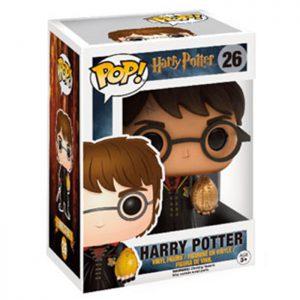 Figura de huevo de los tres magos de Harry Potter (Harry Potter)