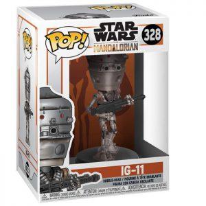 Figura de IG-11 (Star Wars The Mandalorian)