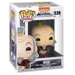 Figura de Iroh (Avatar: la Leyenda de Aang)