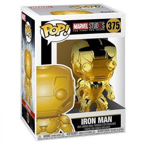 Figura de Iron Man Gold Marvel 10 (Marvel)