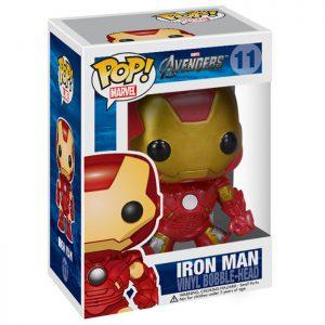 Figura de Iron Man Mark VII (Marvel's The Avengers)