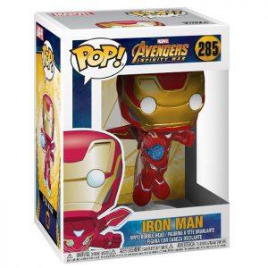 Figura de Iron Man (Vengadores: Infinity War)