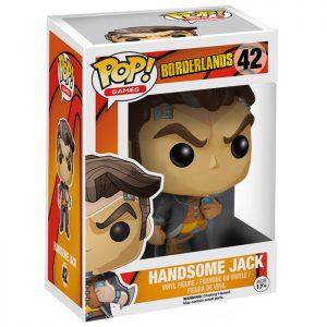 Figura de Jack guapo (Borderlands)