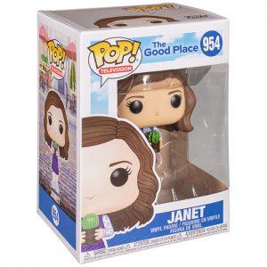 Figura de Janet (The Good Place)