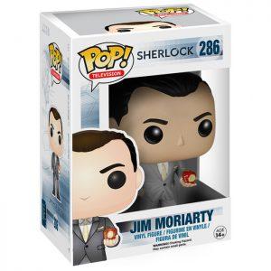 Figura de Jim Moriarty (Sherlock)