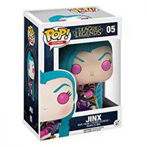 Figura de Jinx (League Of Legends)