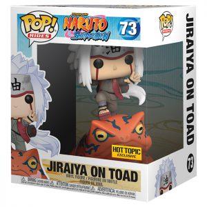 Figura de Jiraiya en Toad (Naruto Shippuden)