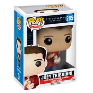 Figura de Joey Tribbiani (Friends)