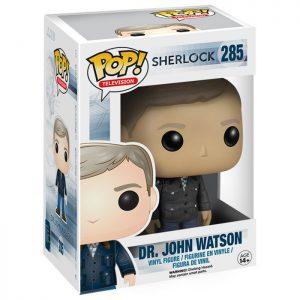 Figura de John Watson (Sherlock)