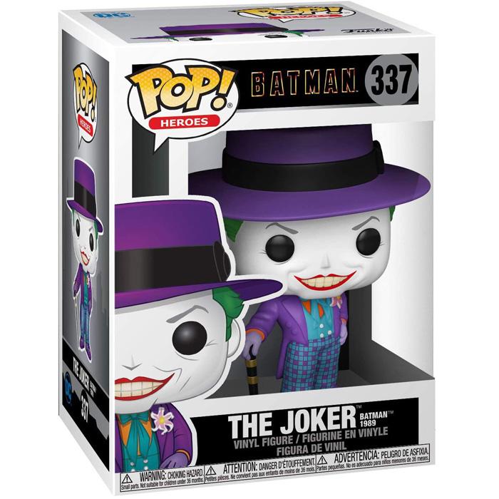 Figura de El Joker 1989 (Batman)