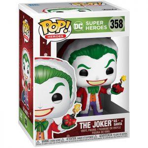 Figura de Joker como Papa Noel (DC Comics)