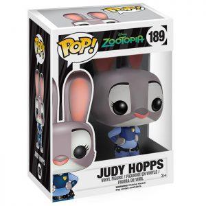 Figura de Judy Hopps (Zootrópolis)