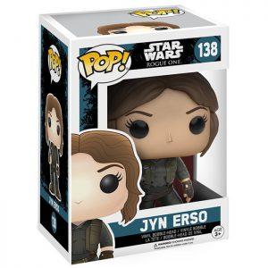 Figura de Jyn Erso (Star Wars Rogue One)
