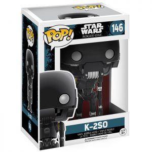 Figura de K-2SO (Star Wars Rogue One)