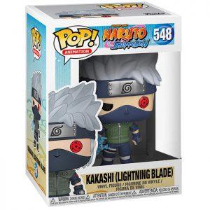Figura de Kakashi Lightning Blade (Naruto Shippuden)