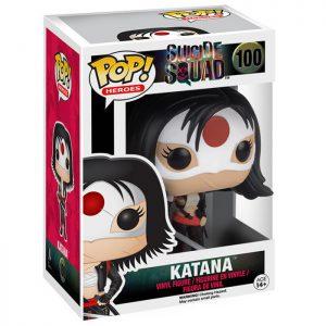 Figura de Katana (Escuadrón Suicida)