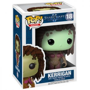 Figura de Kerrigan (Starcraft II)