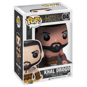 Figura de Khal Drogo (Juego de Tronos)
