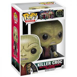Figura de Killer Croc (Escuadrón Suicida)