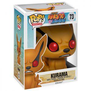 Figura de Kurama (Naruto Shippuden)