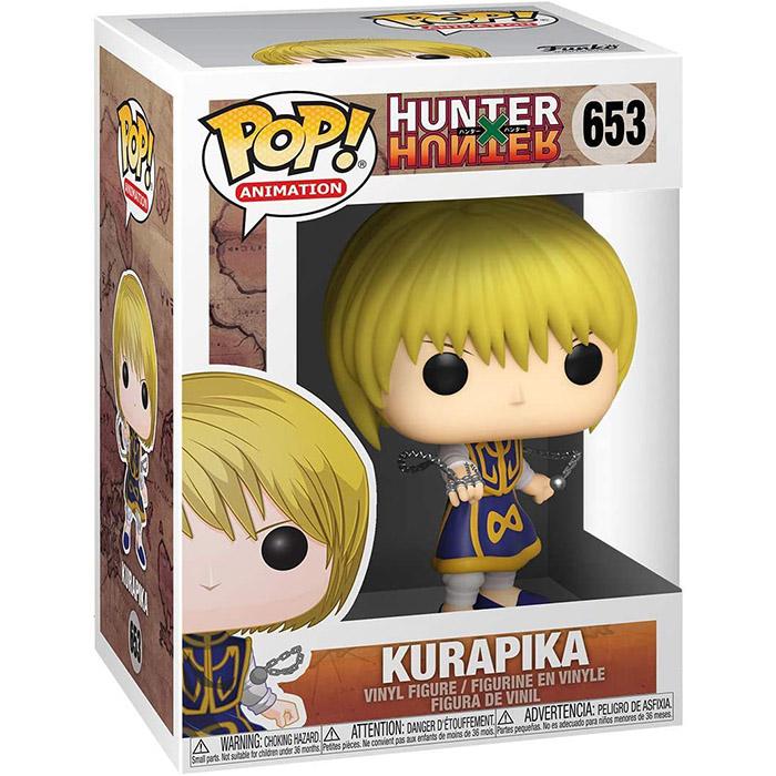Figura de Kurapika (Hunter X Hunter)